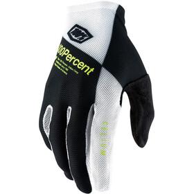 100% Celium Handschuhe schwarz/weiß